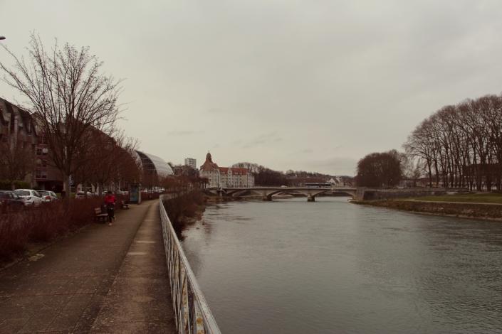O famoso rio Doubs